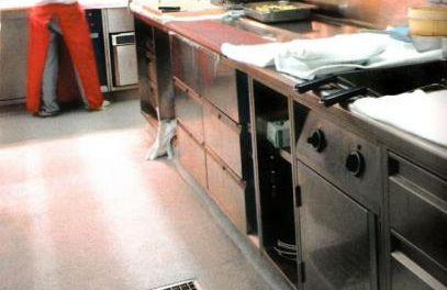 industrieboden und bodenbeschichtung f r gastronomie. Black Bedroom Furniture Sets. Home Design Ideas
